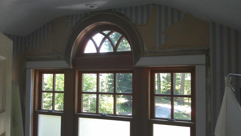 Decorating Round Window Trim Inspiring Photos Gallery