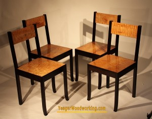 wenge chairs